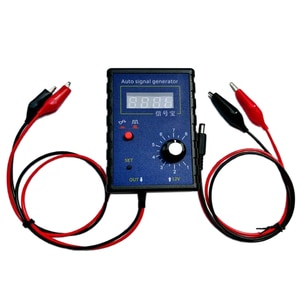 JFBL Hot Portable Auto Vehicle Signal Generator Car Hall Sensor and Crankshaft Position Sensor Signal Simulator Meter 2Hz to 8KH