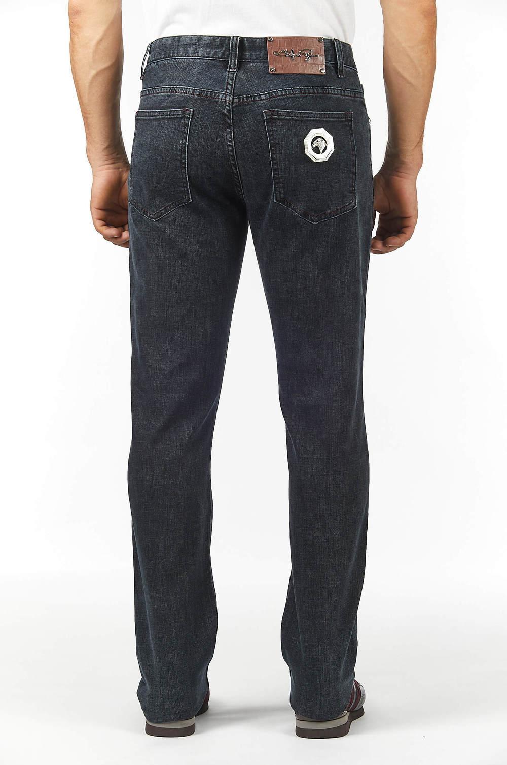 الملياردير الرجال الجينز المطرزة المطبوعة الجينز رشاقته صالح سليم الدينيم خدش جينز عالي الجودة