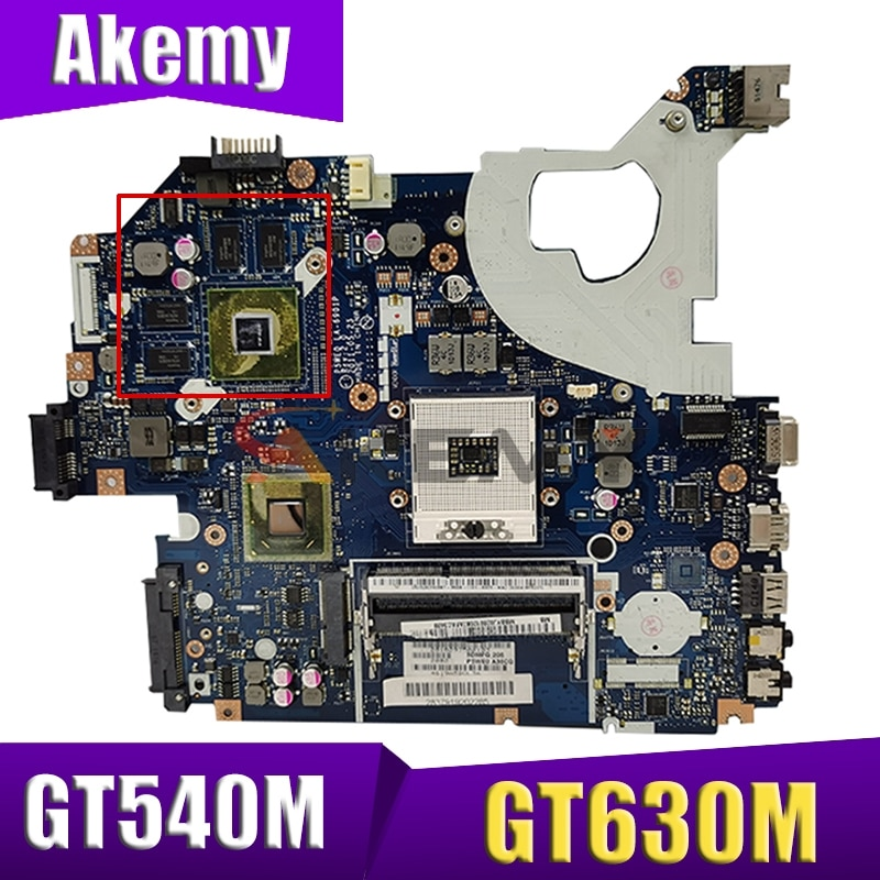 5WE0 LA-6901P اللوحة الأم لشركة أيسر 5750 5750G 5755 5755G اللوحة الأم للجهاز المحمول HM65 GT630M/GT540M 2GB GPU اختبار العمل اللوحة الرئيسية