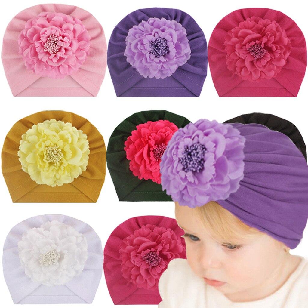 Однотонная мягкая нейлоновая эластичная повязка на голову для новорожденных с бантом повязка на голову для новорожденных девочек аксессуа...