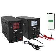 Commutation à 3/4 chiffres cc   Mini régulée, noir réglable, USB 30V 10A 5A 0,01a/0.1V 0.001A/0.01V