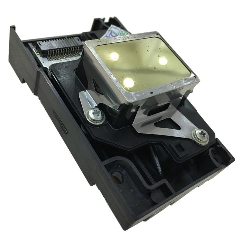 رأس الطباعة الأصلي 99% جديد لإبسون L801 L800 L805 T50 T60 TX650 PX660 رأس الطباعة F180000 F180040 طابعة رئيس