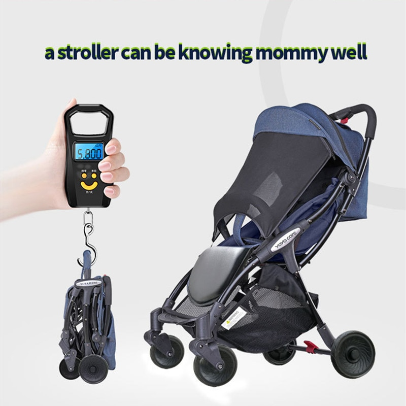 Baby Stroller High landscape Light Portable Umbrella Can Sit Lie Can Board Baby stroller Factory Direct Russia Free Shipping