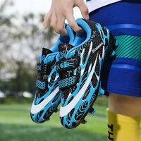 cristiano assassin 12 soccer shoes men and women cr7 spike ag spike childrens students summer training shoes