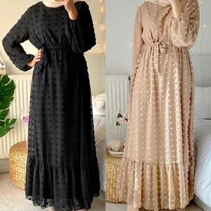 Abaya Dubai Turkey Hijab Muslim Fashion Dress India Islam Clothing Dresses for Women Dress