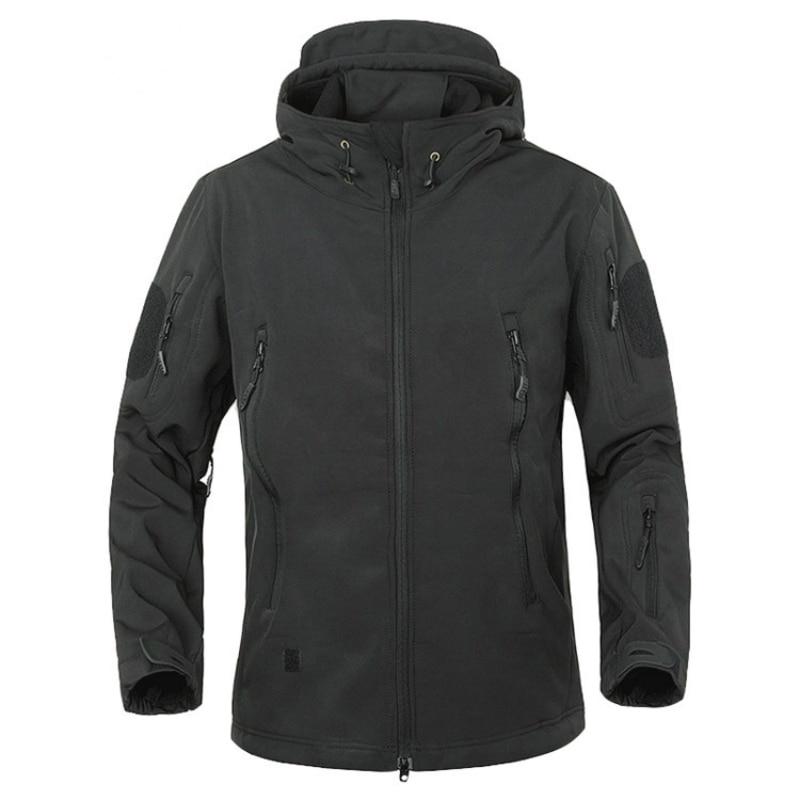 2021 Outdoor Waterproof SoftShell Jacket Hunting windbreaker ski Coat hiking rain camping fishing tactical Clothing Men&Women