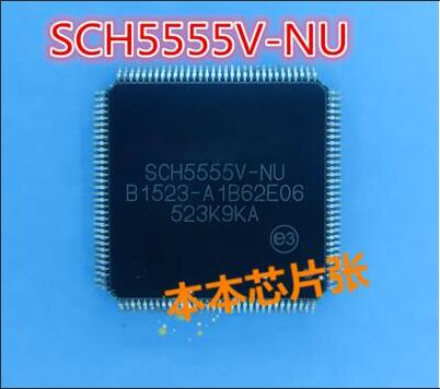 Envío gratis 10 Uds SCH5553-NU SCH5553 TQFP128