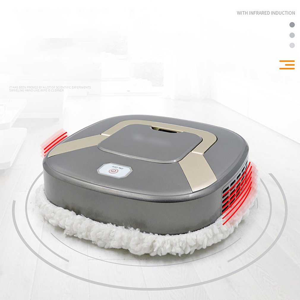 Wet And Dry Mop Cloth Robot Vacuum Cleaner Parts Mop Cloth Mopping Cleaning For Vacuum Cleaner Sweeper vacuum cleaner robot for home 1000pa dry and wet mopping smart sweeper