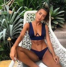 3 couleurs soutien-gorge à armatures maillot de bain maillot de bain pour femme nouveau Design Bikini ensemble maillots de bain évider coupe basse maillot de bain femmes deux pièces