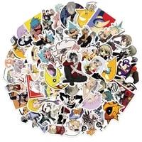 10 30 50pcs popular japanese anime soul eater graffiti sticker decoration waterproof sticker wholesale