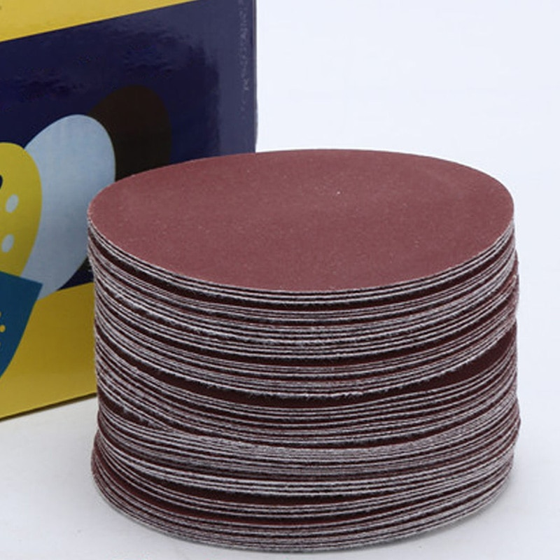Sanding Sanding Papers Discs for Polishing 100mm 320 Grit 10pcs 4inches HOT HOT SALE Useful Practical