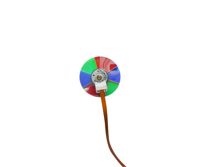 Rueda de Color para Mitsubishi eléctrico 938P179010 V.2 938P215010 938P179010 17S559C020 WD-82840 WD-73740 DLP de cine en casa HDTV TV