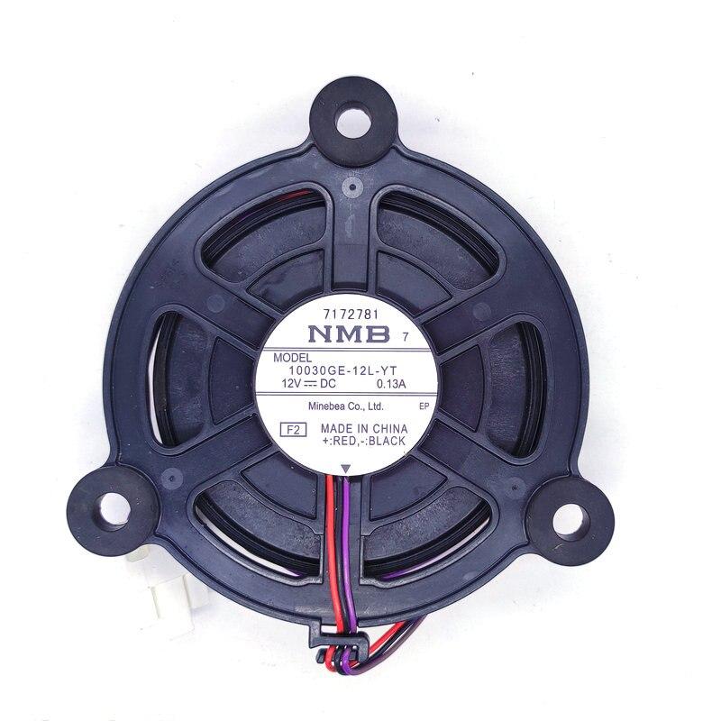 جديد الأصلي NMB 10030GE-12L-YT 12 فولت 0.13A للثلاجة مروحة التبريد