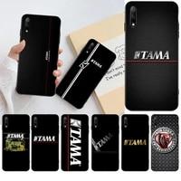 cutewanan drum kit brand tama phone case for huawei honor 30 20 10 9 8 8x 8c v30 lite view pro