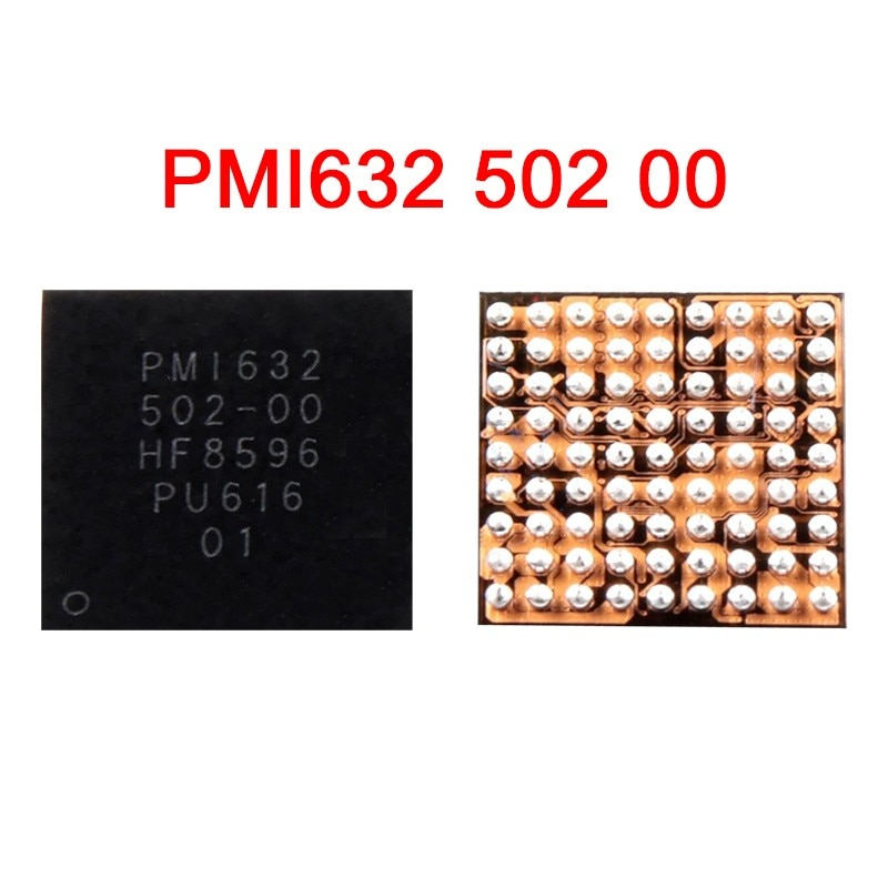 2pcs/Lot  New Original PMI632 502-00  Mobile phone integrated circuits IC chip PMi632