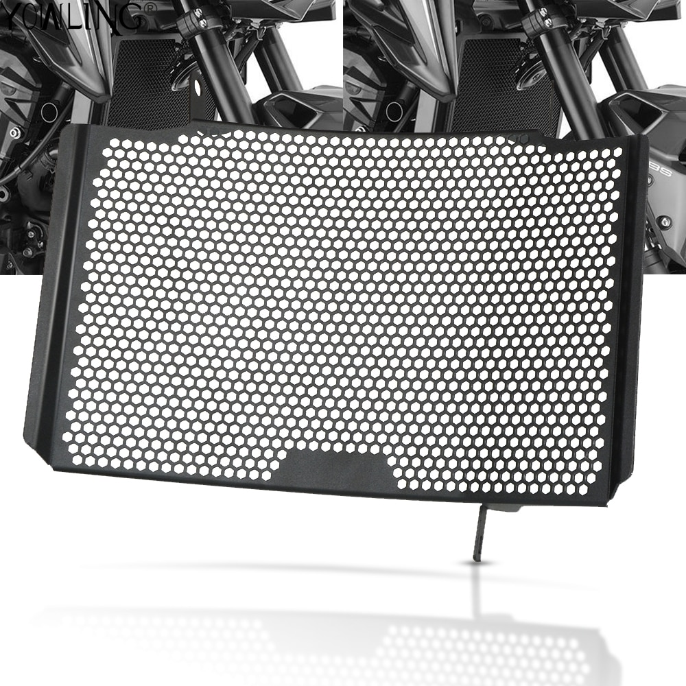 Motocicleta radiador de aluminio cubierta protectora para parrilla parte lateral parrilla Protector para Ducati/1198/1098/848, 2009-2011, 2010