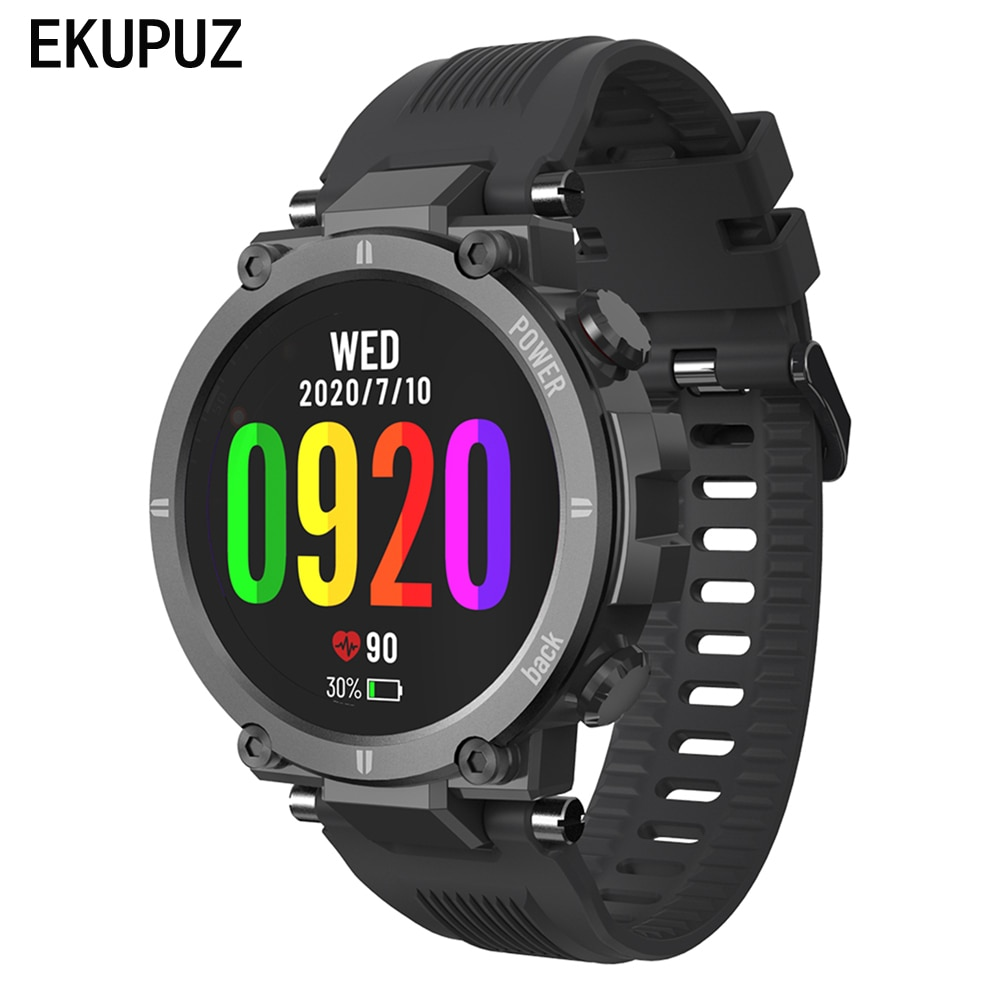 2021 Smart Watch Waterproof Sports Bracelet For KOSPET Raptor Bluetooth 4.0 Anti-collision Shock Absorption Watch For Outdoor