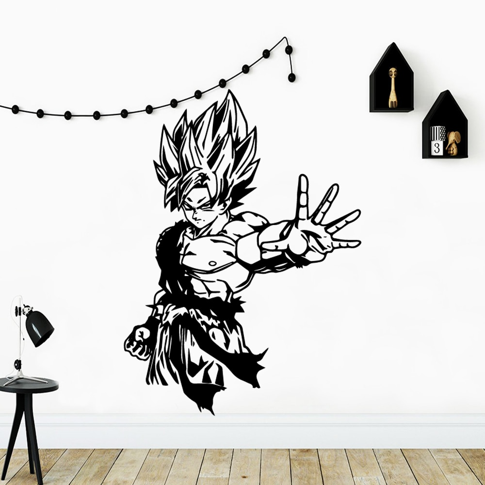 Personalized Monkey Wukong Wall Sticker Self Adhesive Vinyl Waterproof Bedroom Nursery Decoration Background Wall Art Decal 420 sticker decal self adhesive vinyl body decoration waterproof personality accessories car