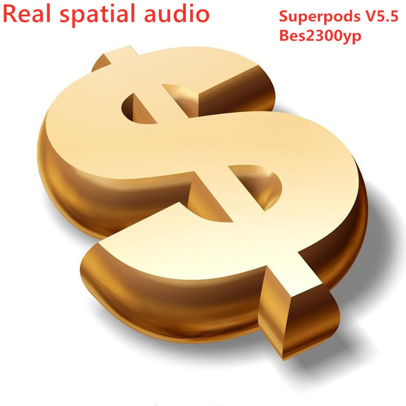 (Final version)(Real spatial audio)For drop shipping with Super V5.5 BES 2300YP on AliWatcher