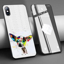 Funda de teléfono de silicona suave Coque Chihuahua Dog para iPhone 11 Pro Max X 5S 6 6S XR XS Max 7 8 Plus, funda para teléfono