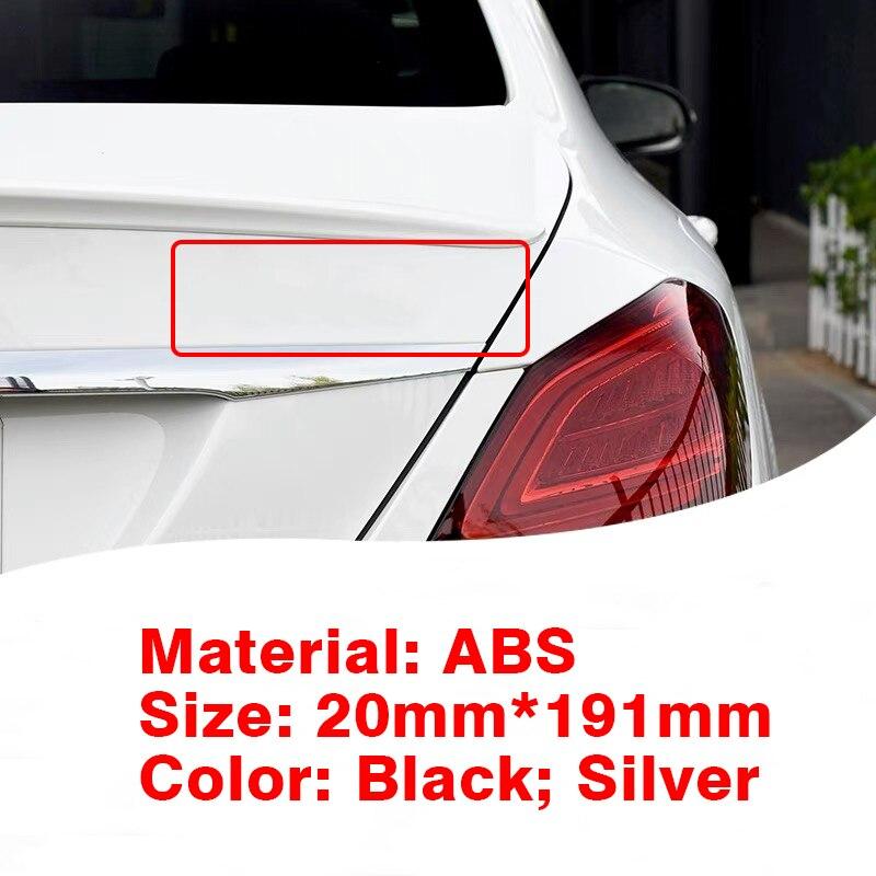 1 шт., автомобильная наклейка для багажника Mercedes AMG Benz B R G Class GLK GLA CIA GLB GLC C200 E200, автомобильные аксессуары