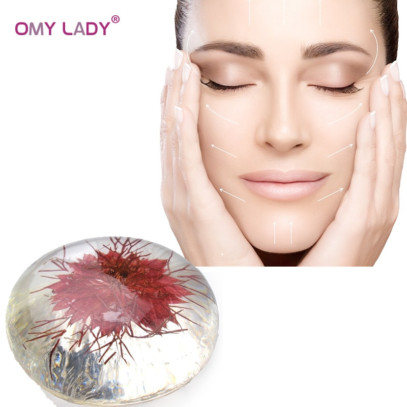 OMY LADY Amino acid Handmade Soap 100% Pure Natural Plant Soap for Face Hand Body Bath Flower Soap Nourish Skin Anti-allergy недорого