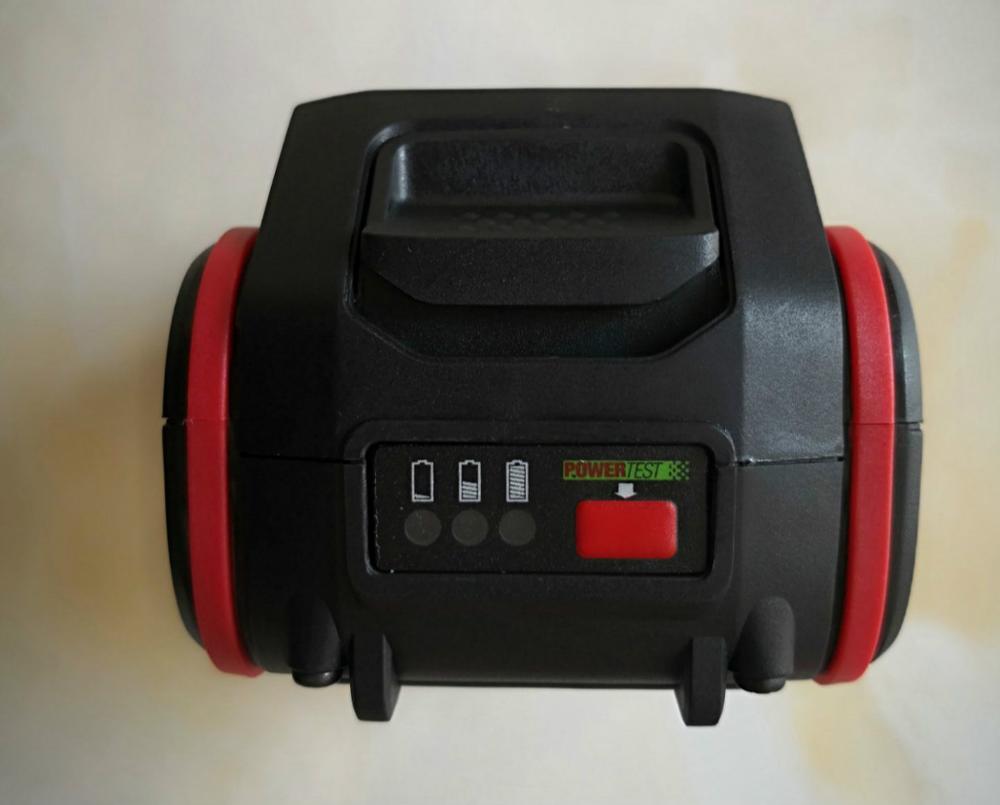 LED 20 فولت بطارية 4000mah ليثيوم أيون ل 20 فولت Kress أداة السلطة بطارية ليثيوم أيون