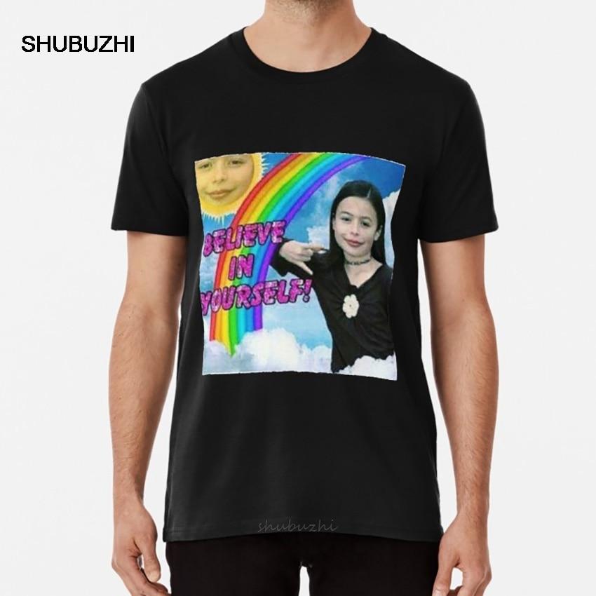 Miranda Cosgrove camiseta miranda cosgrove engraçado edgy adolescentes roc rex orange county tyler the creator memes meme