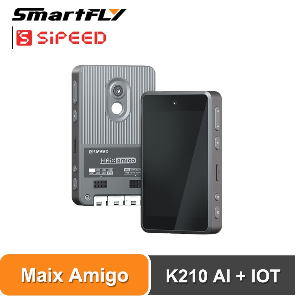Sipeed Maix Amigo K210 AI + مجموعة لوحة تجريبي/SBC التعرف على الصورة التعرف على الوجه كائن التعرف على الكائن تصنيف