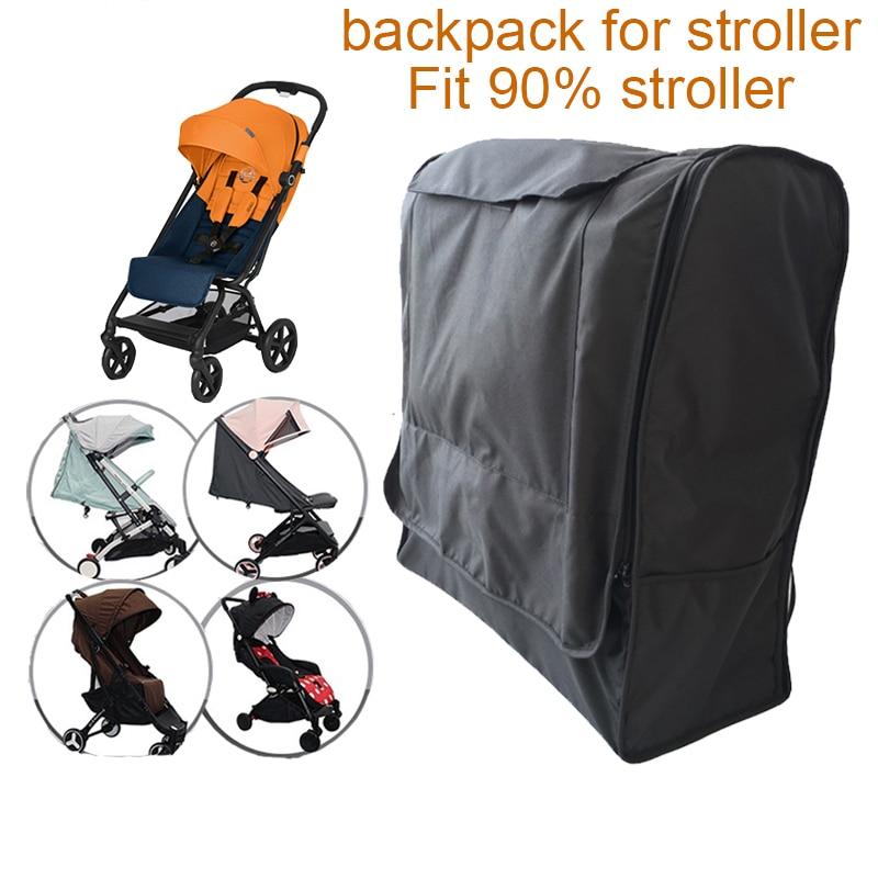 New Brand Cybex Eezy S TWIST Stroller Storage Knapsack GB QBIT+ Pram Travel Bag SWEET Pushchair Backpack