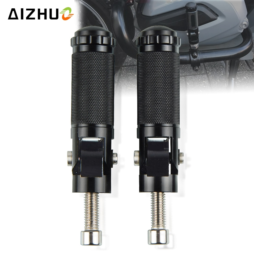 Motorcycle Footpegs Footpeg Foot Rests Pedal For HONDA XL 600 XL600 XL650 XL 650  XL700V Transalp Non ABS XRV750