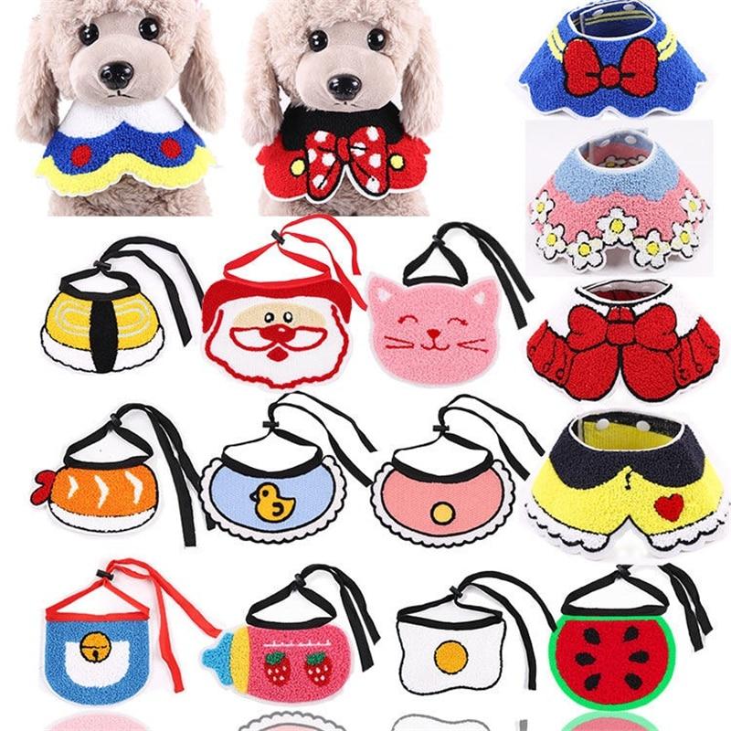 Baberos para Perros, Accesorios para Mascotas, pajarita para gatos, suministros para Perros...