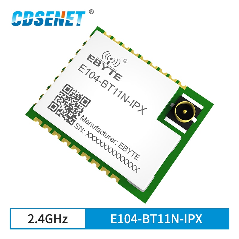 2.4GHz EFR32 BLE 20dBm Blutooth Module Mesh Ad Hoc Networking CDSENET E104-BT11N-IPX Wireless Module Transceiver and Reciever ivan stojmenovic mobile ad hoc networking