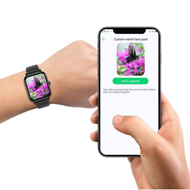 Reloj Inteligente Smart Watch Bluetooth Call IP67 ECG 2021 Smartwatch Men Sprot Smart Watch For Android Xiaomi Huawei IOS Iphone 8
