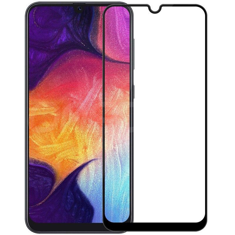 9D de vidrio protector para Samsung Galaxy A10 A30 A50 A70 A10S A30S A50S A70S A20E de vidrio templado Samsung A20S A40S M10S M30S
