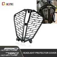 for 790 adventure 890 adventure 790 890 adventure r s 2019 2020 2021 motorcycle headlight head light guard protector cover grill