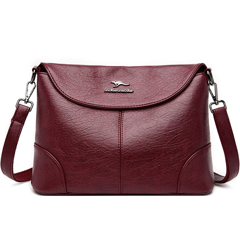 Hot Brand Ladies Hand Crossbody Bags For Women Luxury Handbags Women Leather Shoulder Bag Tote Bag Designer Women Bolsa Feminina