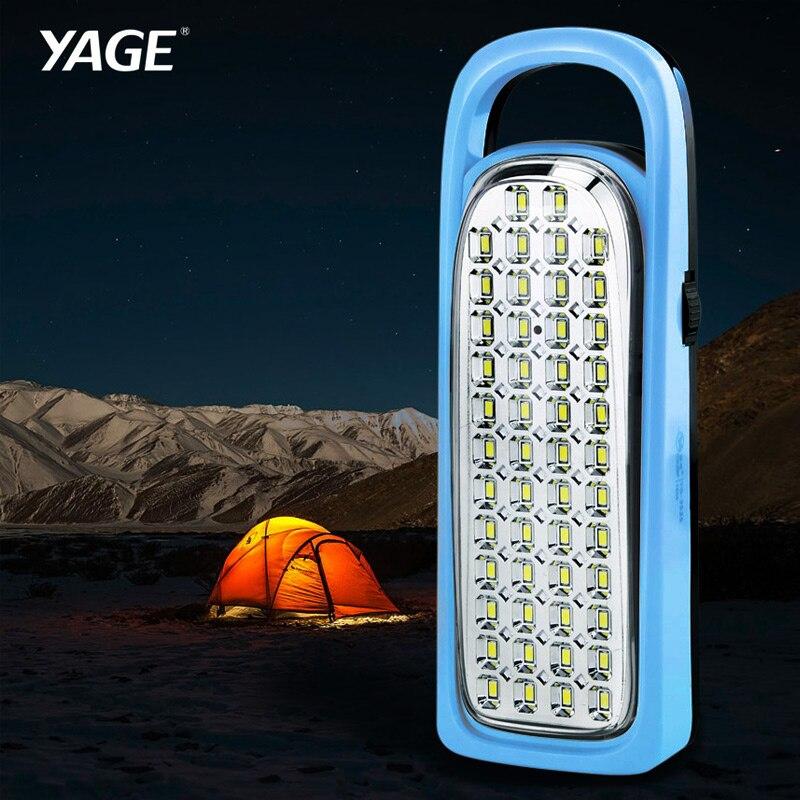 YAGE 3535 портативный светодиодные прожекторы фонарь кемпинг прожектора прожектор