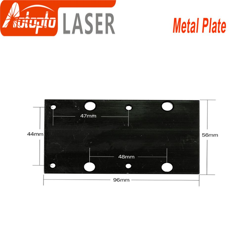 Aluminium Alloy Metal Connecting Plate Fixed Mounting Installation Board