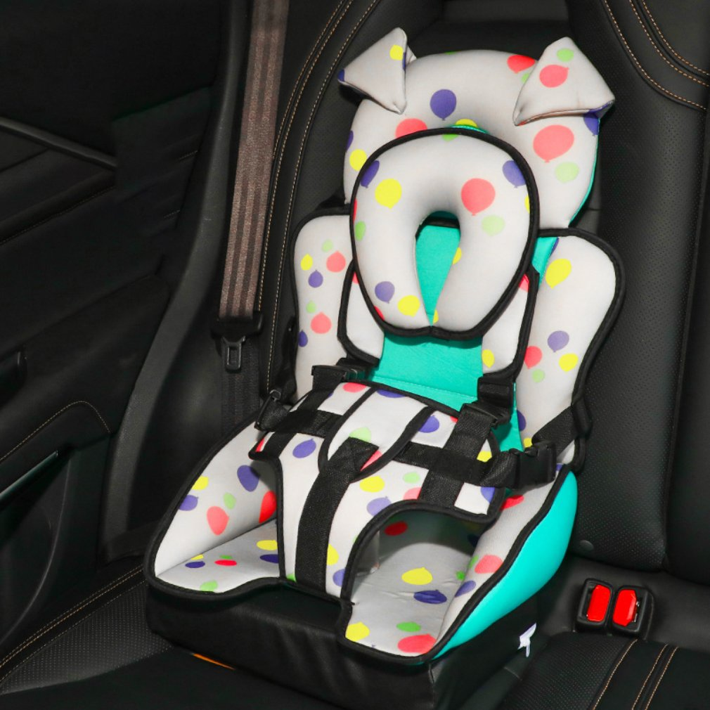 Portable Cartoon Children Car Safety Seat Vehicle-use Child Safety Seats For Infants From 6 Months To 12 Years