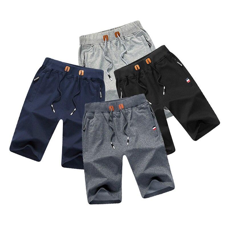 Pantalones Cortos de compresión de Color liso, Pantalones Cortos de verano Para...