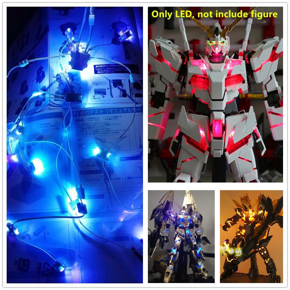 Daban BGM Unità di LED di controllo a distanza per Daban Bandai PG 1/60 RX-0 UNICORNO BANSHEE PHENEX Gundam DD062