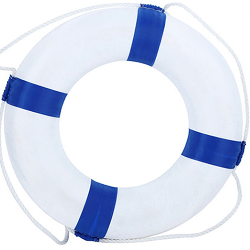 Professional Children Lifebuoy Solid Foam Rescue Float Circle Lifesaver Swimming Ring Pool Beach Floating Watersport Ring
