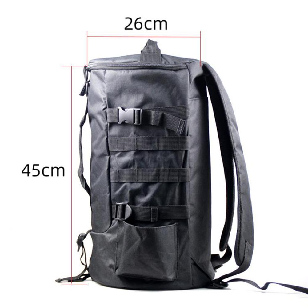 Large Capacity Fishing Hiking Tackle Bag Outdoor Fish Tool Carry Pouch Backpack for Multifunction Fishing Tool Lure Bag Camping enlarge