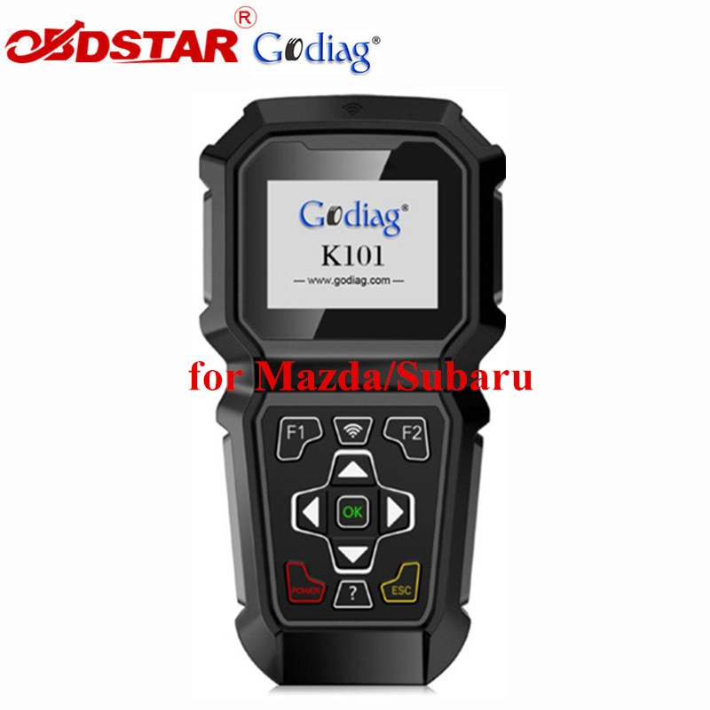 OBDSTAR GODIAG K101 para Mazda/Subaru herramienta de programación de llaves de mano