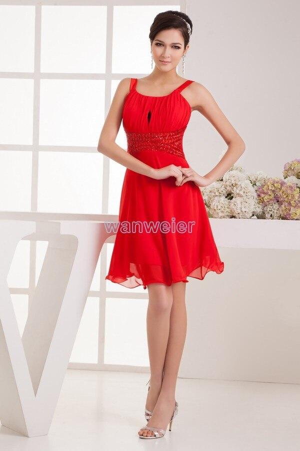 ¡Envío gratis 2018! Nuevos vestidos de novia de alta calidad con diseño único y elegante, vestidos de dama de honor de gasa sexi con cuentas