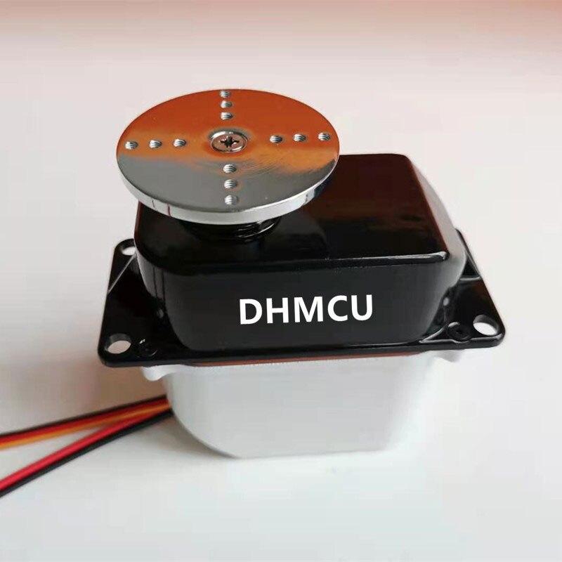 DHMCU BBPS120 عالية عزم دوران سيرفو 120KG.CM التوجيه المؤازرة مثالية للروبوتات ذراع ميكانيكية الصناعية