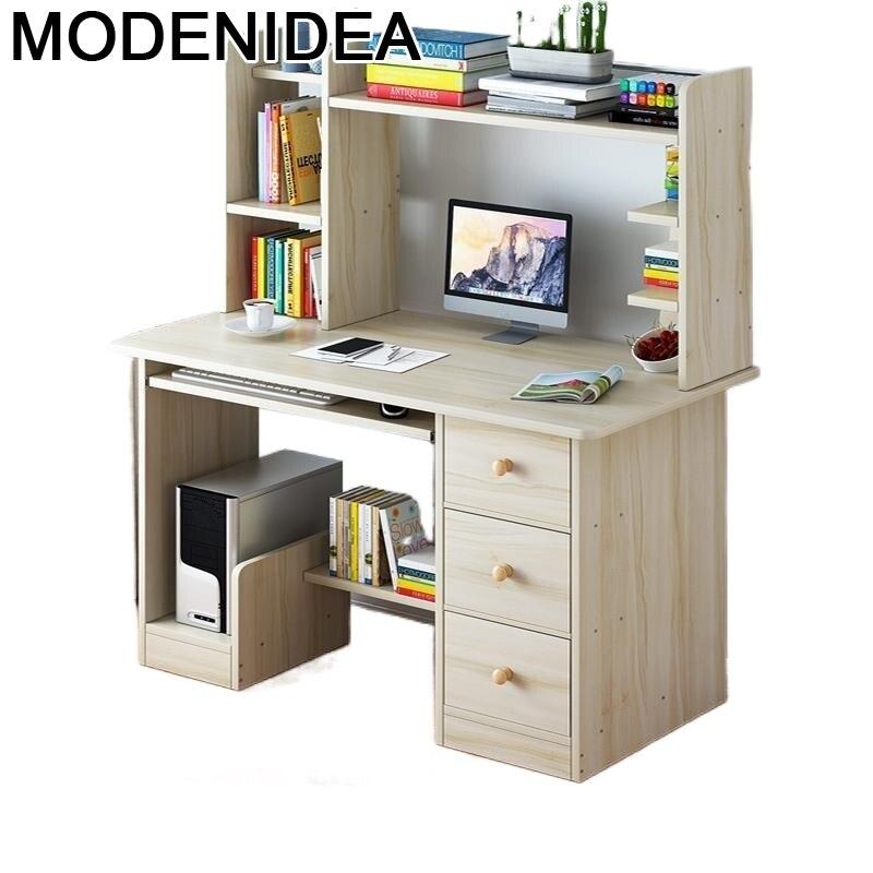 Scrivania Ufficio Bureau Meuble-Mesa PARA Notebook, muebles de oficina, soporte de mesita...