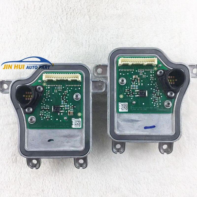 80A998474C LED matrix lichtquelle einheit für 2017-2019 Audi Q5 Q5L FY LED scheinwerfer mit heizkörper links & rechts 80A998473C
