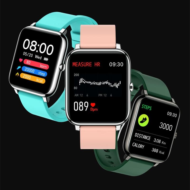 Men's Watches P22 Smart Watch Women's Wristwatch Sports Watch Smartwatch Heart Rate Sleep Monitor Smart Bracelet Smart Clock
